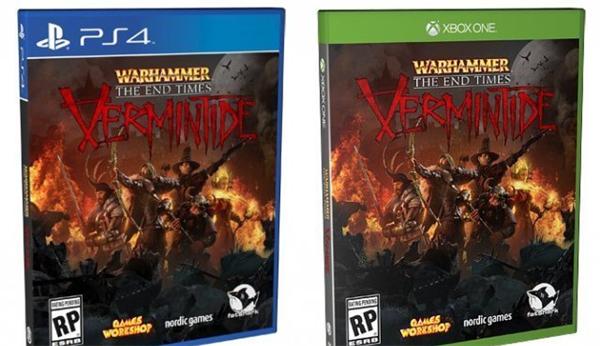 XboxOneX强化版《战锤:末世鼠疫》支持原生4K渲染