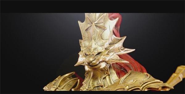 《黑暗之魂》猎龙人大型手办开启预购 造型炫酷亮瞎眼