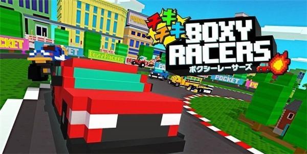 """赛车新游Switch《BOXY RACERS》最新情报 """"纸盒子""""照样刺激"""