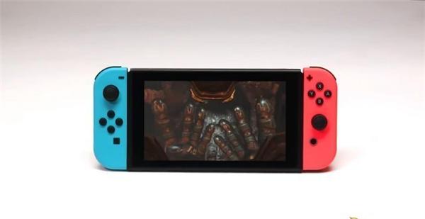 B社:《毁灭战士》Switch版本月更新 音频问题即将修复