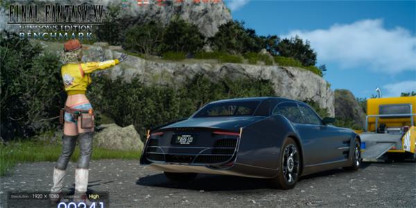 《最终幻想15》PC版新截图曝光 展示NVIDIA VXAO技术