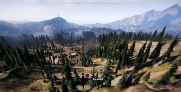 《孤岛惊魂5》最新宣传片展示 山脉大作战刺激新玩法