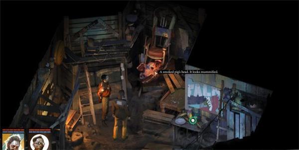侦探RPG游戏《迪斯科天堂》年内PC独占 暂不支持中文