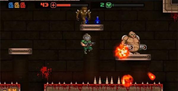 重温经典! 《迷你毁灭战士2》正式版免费提供下载