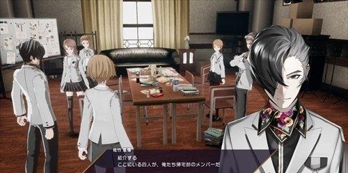 PS4日式RPG《卡里古拉:过量》最新多结局情报放出