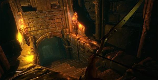 《地下世界:崛起》全新截图放出 幻想国度冒险开启