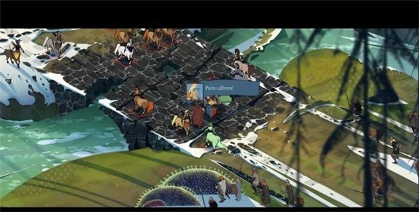 《旗帜的传说3》新角色宣传片赏 半人马族登场