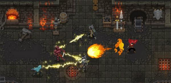 精致耐玩! 迷宫动作新游《传说法师》今日登陆三大平台