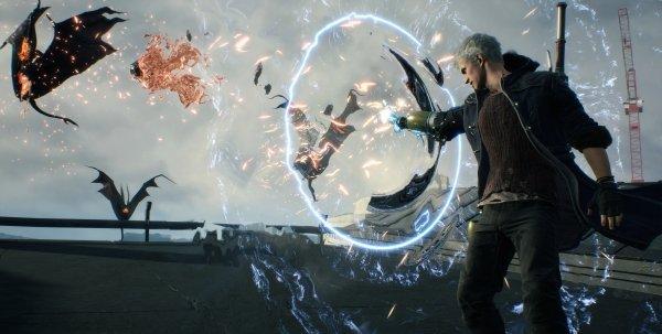 卡普空:《鬼泣5》8月将在德国科隆游戏展上提供试玩