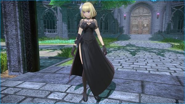 《Fate/EXTELLA LINK》最新DLC 德雷克船长性感狂野
