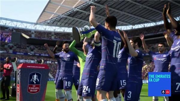 足球也逃杀! 《FIFA 19》新宣传片展示开球求生模式