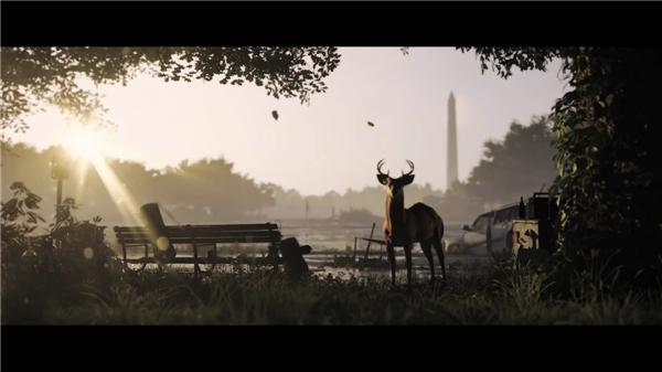 科隆展:《全境封锁2》新预告 肩负使命拯救世界