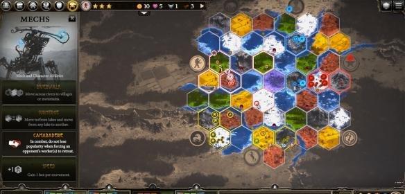 镰:数字版游戏机制+游戏特色内容介绍
