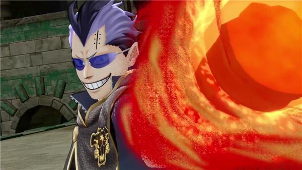 万代:《黑色五叶草:骑士四重奏》最新角色宣传片公布