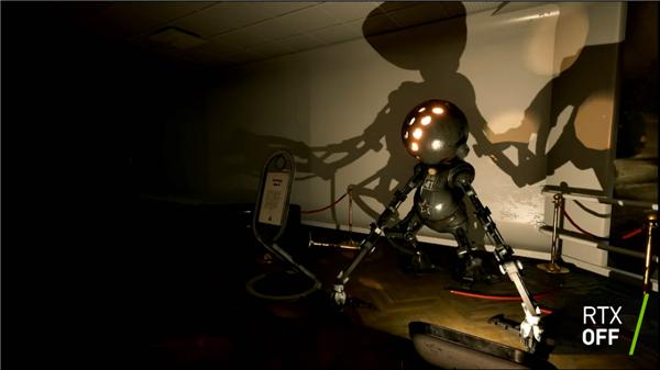 FPS游戏《原子之心》新演示放出 RTX光影效果质的飞跃