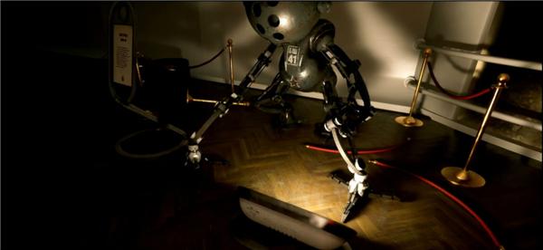 《原子之心》RTX技术效果演示 光影效果质的飞跃