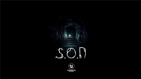 《S.O.N》新预告气氛十分诡异 昏暗房间中潜藏的恐怖