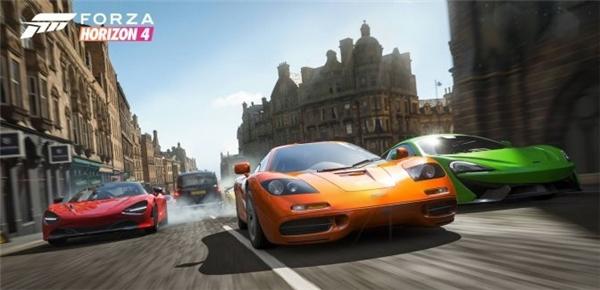 《极限竞速:地平线4》首周玩家数超200万 行驶8亿英里