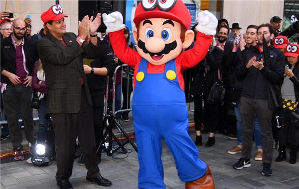 《超级马里奥》电影计划2022年上映 宫本茂将参与制作