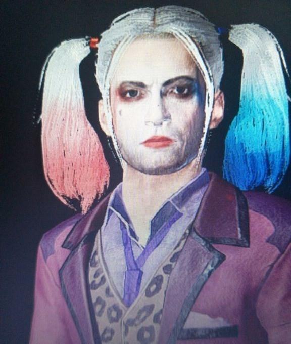 《绝地求生》小丑女皮肤上线 黑丝长袜风姿撩人