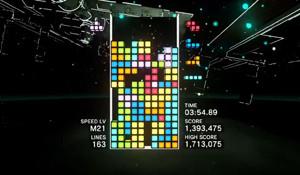世界第一选手玩《俄罗斯方块:效应》 超神反应令人惊叹