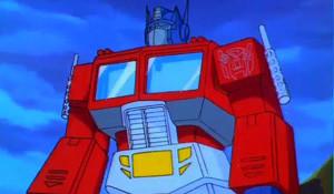 国内厂商推《变形金刚》擎天柱玩具 可自动变身为卡车