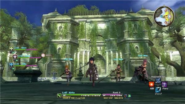 Switch版《刀剑神域:虚空幻界》新预告公布 定价5700日元