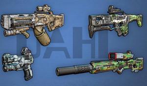 《�o主之地3》全武器介�B 玩法�S富多�N款式任你�x