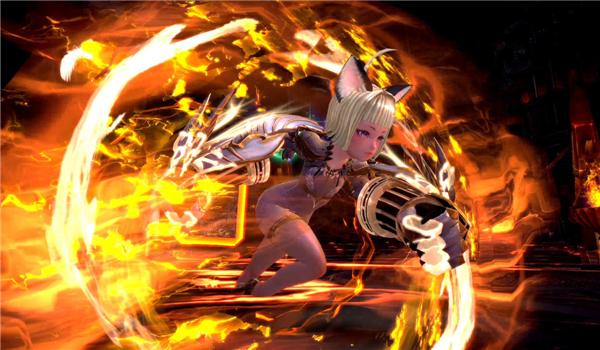 PS4版《TERA》新宣�髌�公布 �}莉拳�g��暴力虐�⒐治�