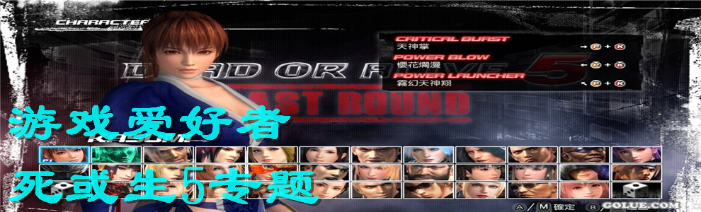 死或生5中文版下载 死或生5攻